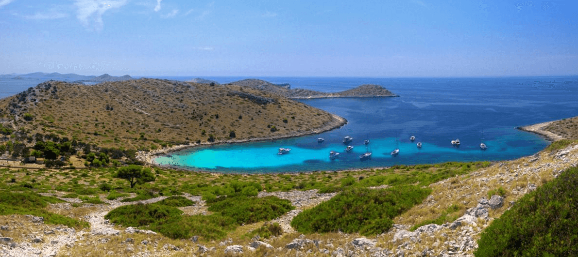 Kornati excursion - Zadar area
