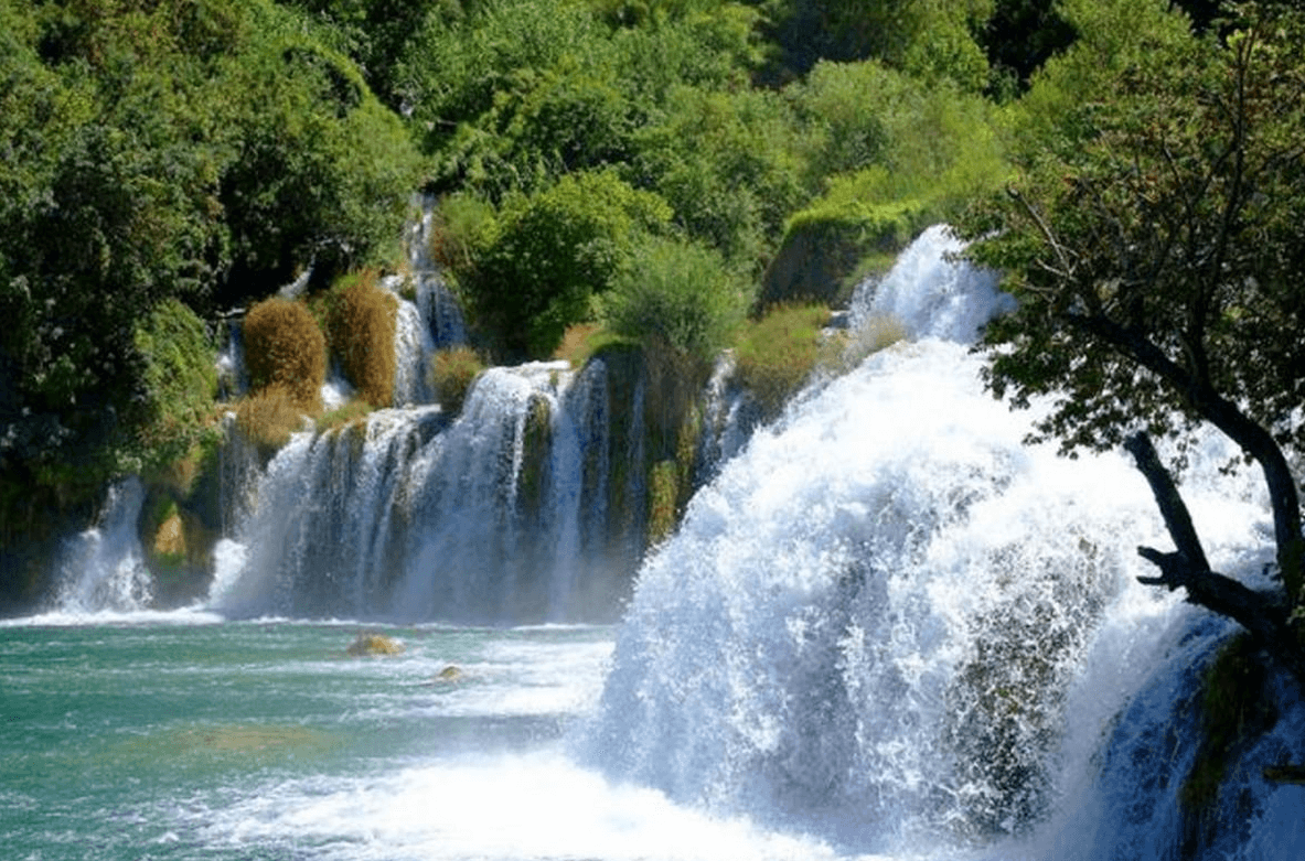 Krka excursion - Zadar area