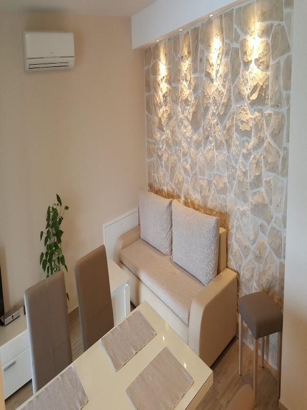 Two bedroom apartment with terrace-NSV - A11